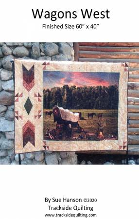 Wagons West Quilt Pattern