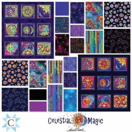 10 Sq Celestial Magic 42pcs