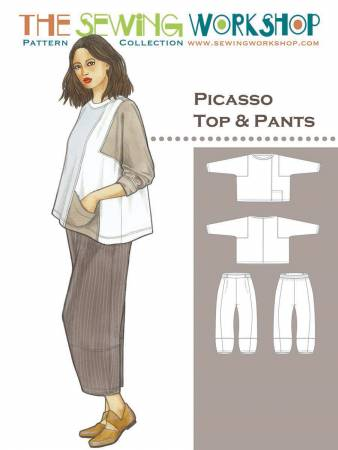 Picasso Top and Pants