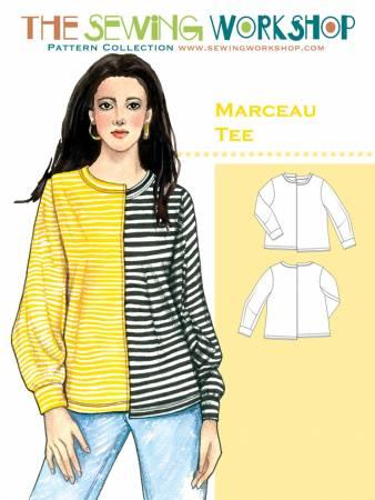 The Marceau Tee Pattern