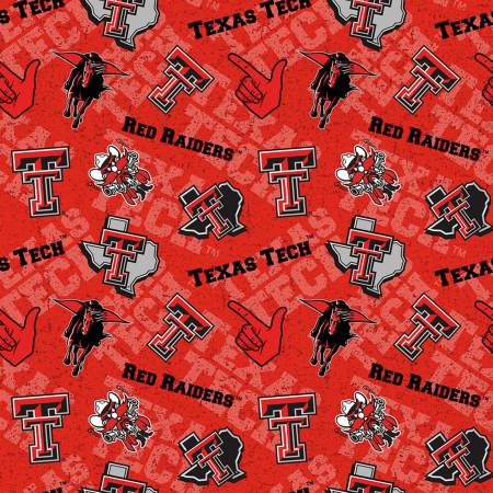 NCAA-Texas Tech Red Raiders