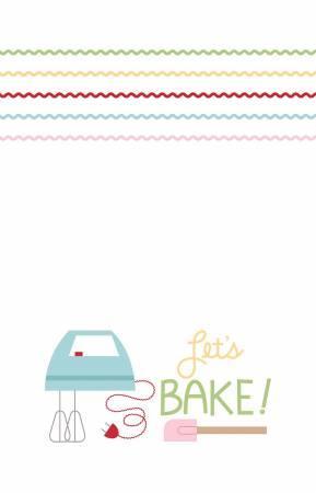 Bake Sale Tea Towel 3