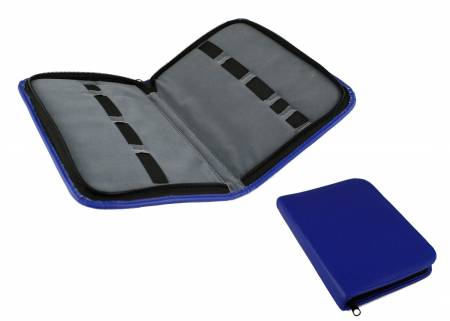 Cutting and Sewing Case Empty Blue
