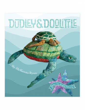 Dudley & Doolittle Stuffed Turtles Pattern