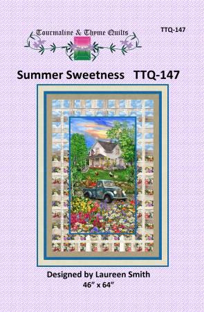 Summer Sweetness, quilt kit