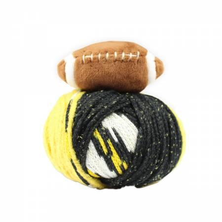 Top This! Team Colors - Black & Gold