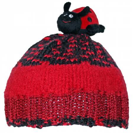DMC Top This! Hat Kit Ladybug