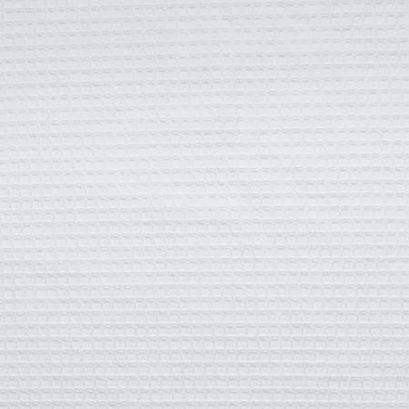 Terry Waffle Cloth (White)