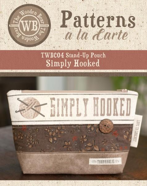 Patterns a la Carte Stand Up Pouch Simply Hooked