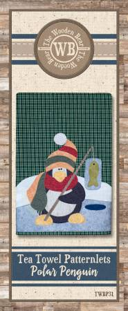 Polar Penguin Tea Towel Patternlet