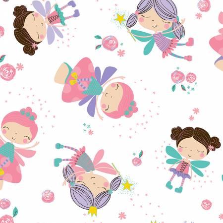 Bubblegum Twinkle Toes Cuddle Print