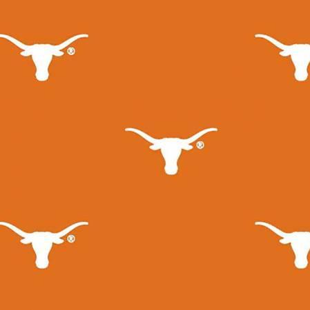 University of Texas Longhorns Licensed Fat Quarter