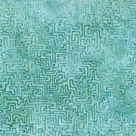 Aqua Maze Batik