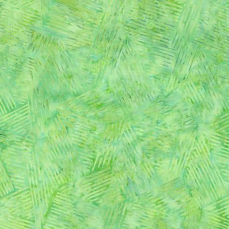 Green Lines Batik