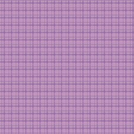 MARCUS Purple Grid Check Primo Plaid Flannel