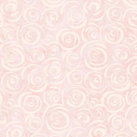 Marcus Innuendo Pink Spiral Batik