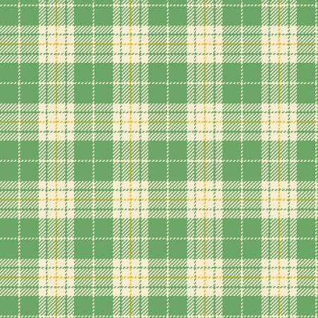 Primo Plaid Yarn Dyed Flannel - Green