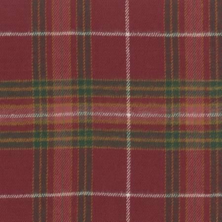 Primo Lumberjack Flannels - Red Plaid
