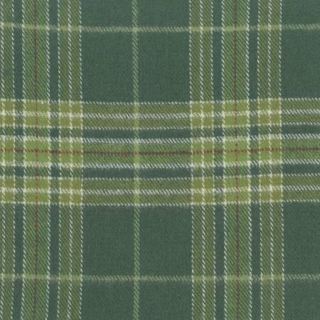Primo Plaid Yarn Dyed Flannel 0114