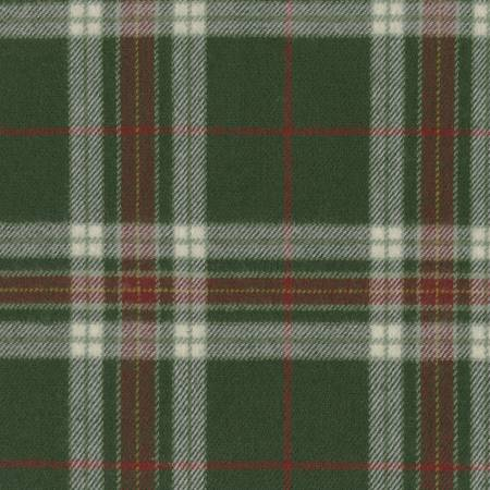 Primo Lumberjack Flannels - Green Plaid