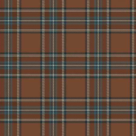 Brown Primo Plaid Flannel