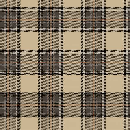 Primo Flannel - Tan Plaid