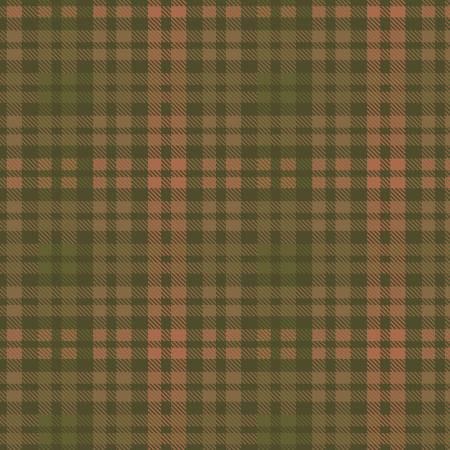 Primo Flannel - Olive Plaid
