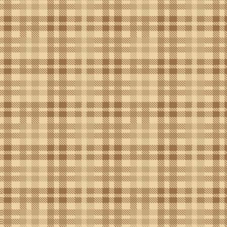 Primo Flannel - Tan Plaid
