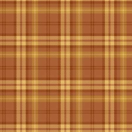 Primo Flannel - Rust Plaid