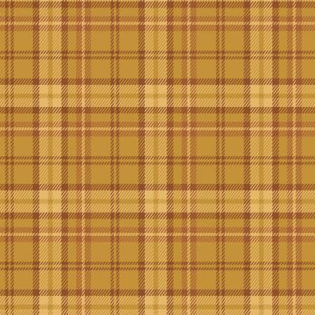 Primo Flannel - Gold Plaid