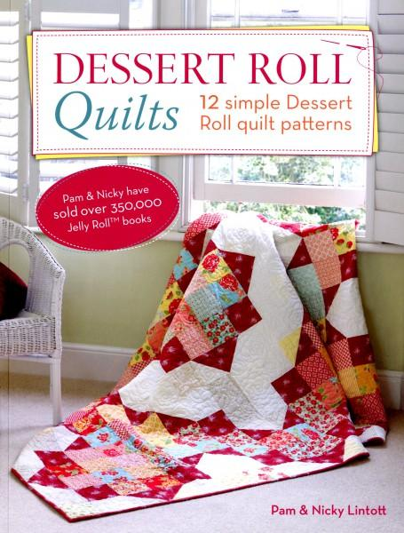 Dessert Roll Quilts  - Softcover