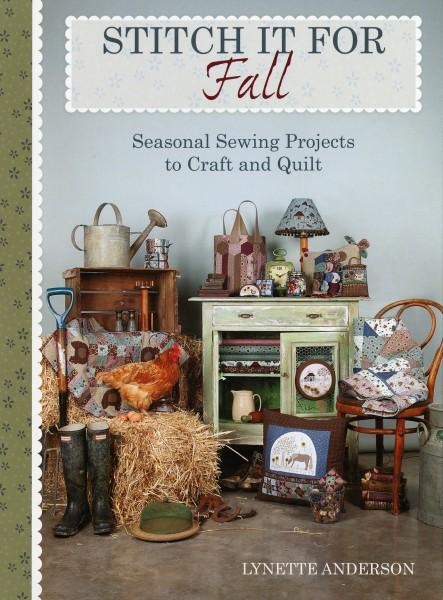 Stitch It For Fall  - Softcover