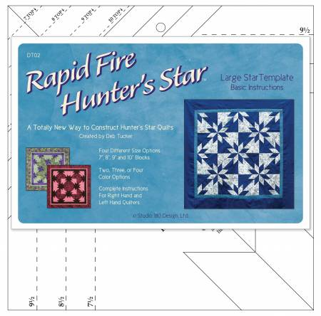 Rapid Fire Hunter's Star Large