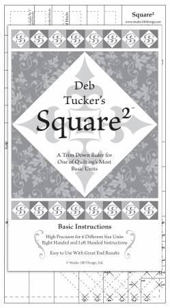 Square Squared Template by Studio 180