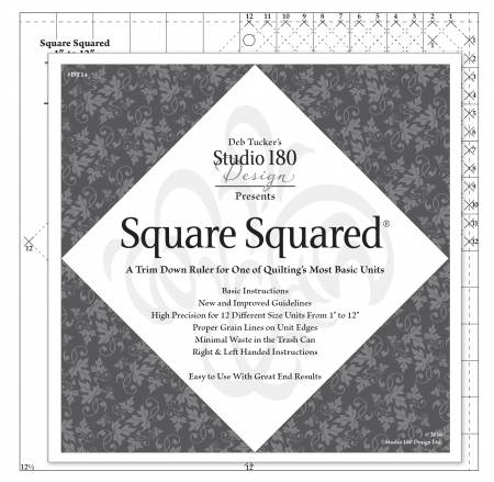 Large Squared Square Ruler