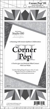 Corner Pop III by Deb Tucker DT21 *
