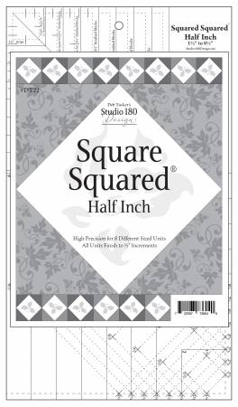 Squared Squared Half Inch Tool
