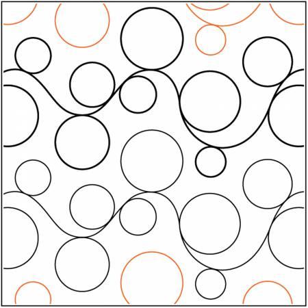 Paper Pantograph 7in Double Bubble #2 Pantograph