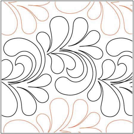 Paper Pantograph 9in Ginger Pantograph