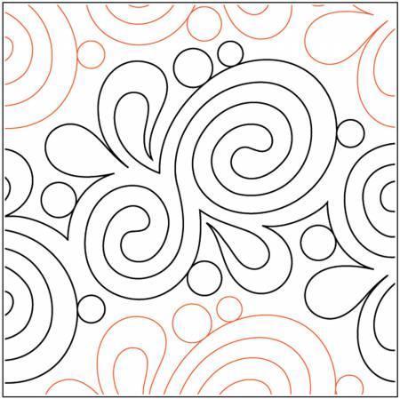 Paper Pantograph 10in Marmalade Pantograph