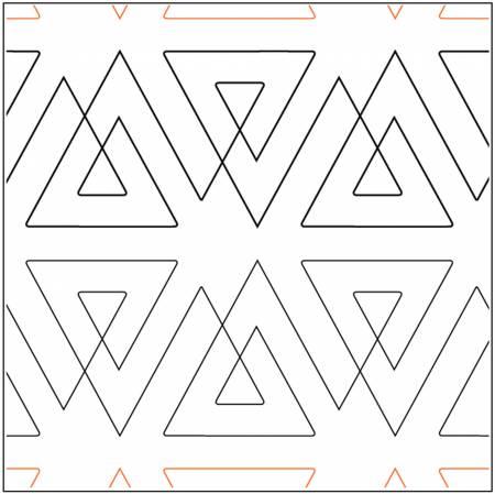 Paper Pantograph 4in Take Five Pantograph