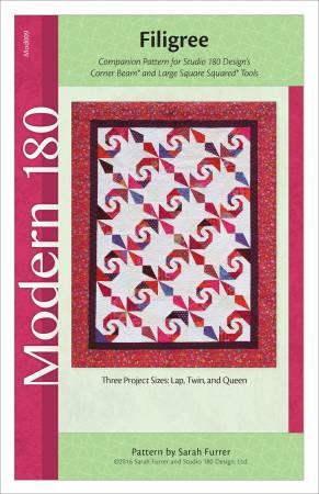 Modern 180 Filagree Pattern
