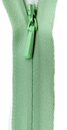 Unique Invisible Zipper Mint 9in