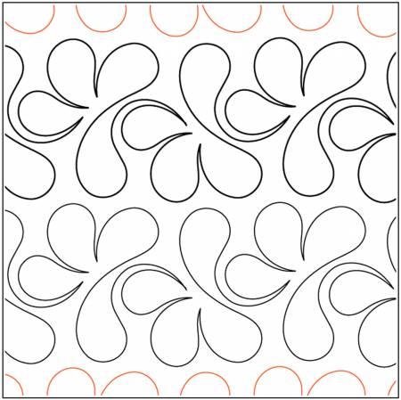 Paper Pantograph 4.75in Splish Splash Pantograph