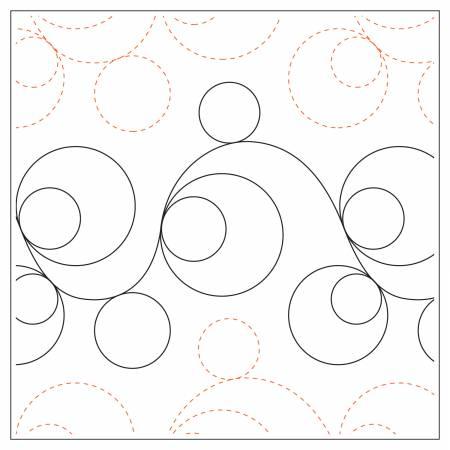 Urban Elementz - Tear Away Paper Double Bubble - Petite 6 (package of 4 - 48 sheets)