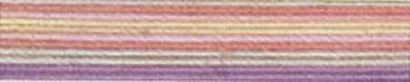 Cotton Quilting & Craft Variegated Thread 3-ply 30wt T-35 1200yds Sherbet