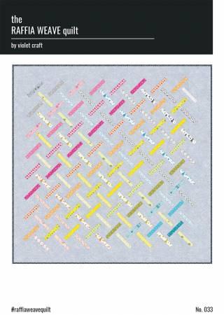 PT- The Raffia Weave Quilt