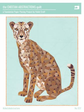The Cheetah Abstractions Quilt