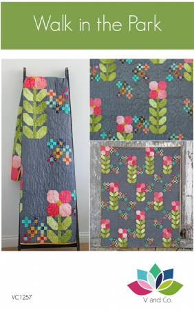 Walk In The Park - Quilt Pattern
