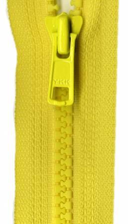 Fastrak Separating Zipper 24in  Lemon